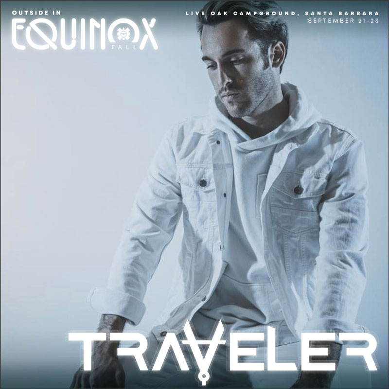 Traveler Outside In Equinox